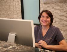 Star Clinic staff member